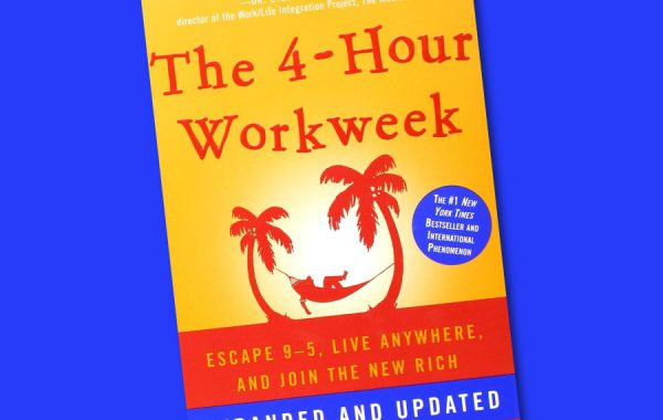 The 4-hour working week