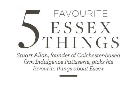 5 Favourite Essex Things Article