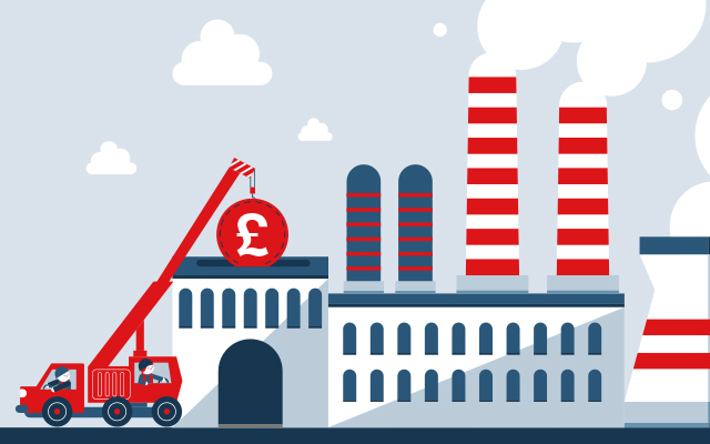 Access to government funding for manufacturers is available now