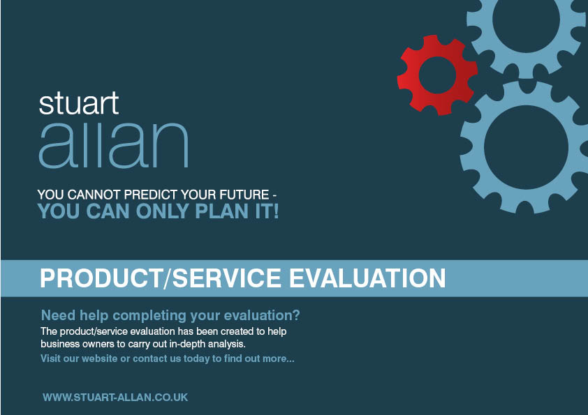 PRODUCT SERVICE EVALUATION  DOWNLOAD