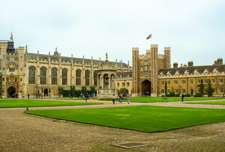 Are you capitalising on the global interest of Cambridge?