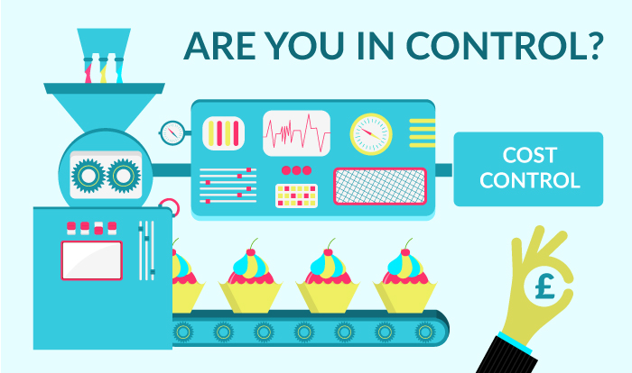 Control your costs, don't let them spiral out of control!