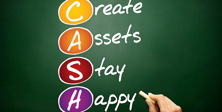 Happiness is a Positive Cash Flow!